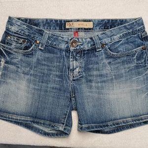 BKE denim Stella shorts